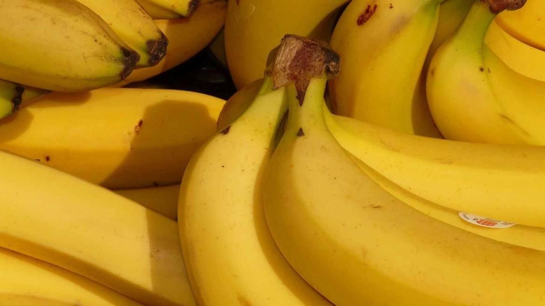 El truco para madurar los plátanos en casa en sólo unas horas