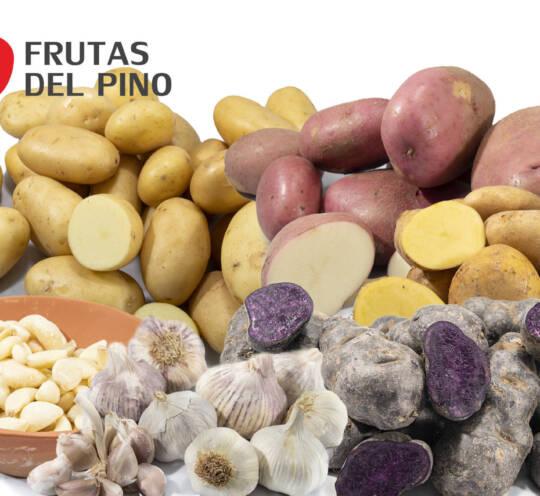 Patatas y Ajos